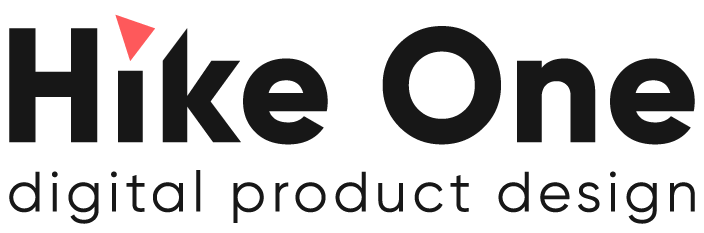 Logo van Hike One Digital Product Design