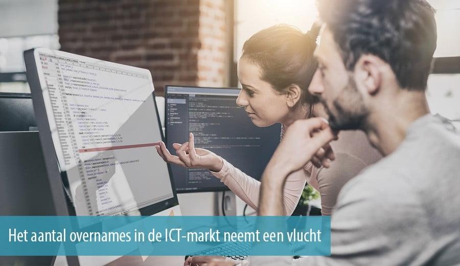 Hogenhouck over de M&A ontwikkelingen in de IT-sector