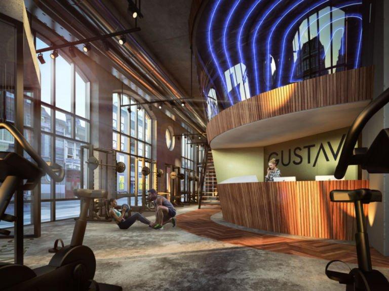 Urban Gym Group neemt Amsterdamse Gustav Gym over