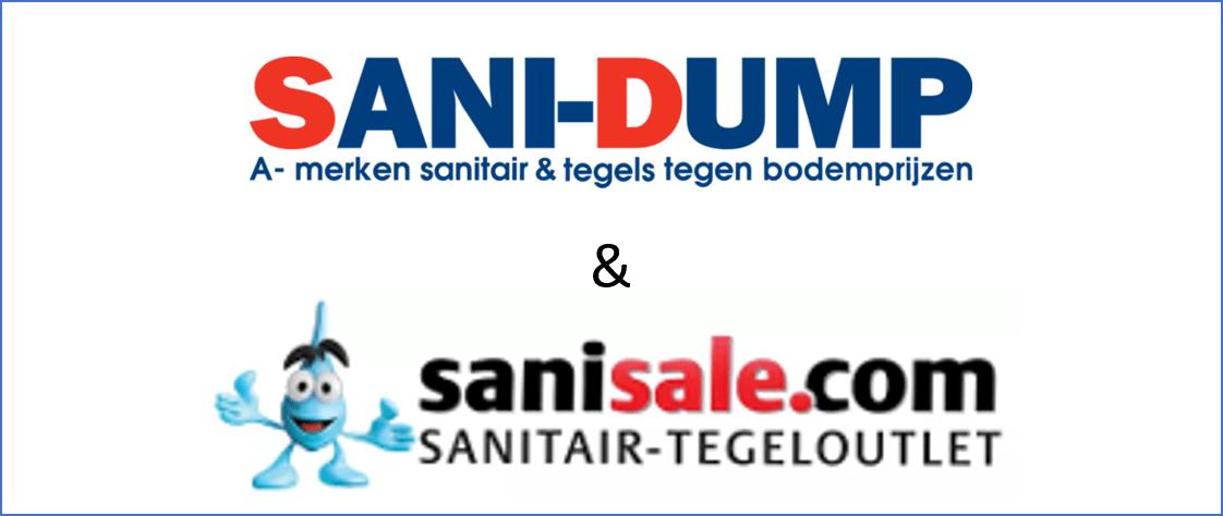 Sani-Dump overgenomen door Sanisale.com