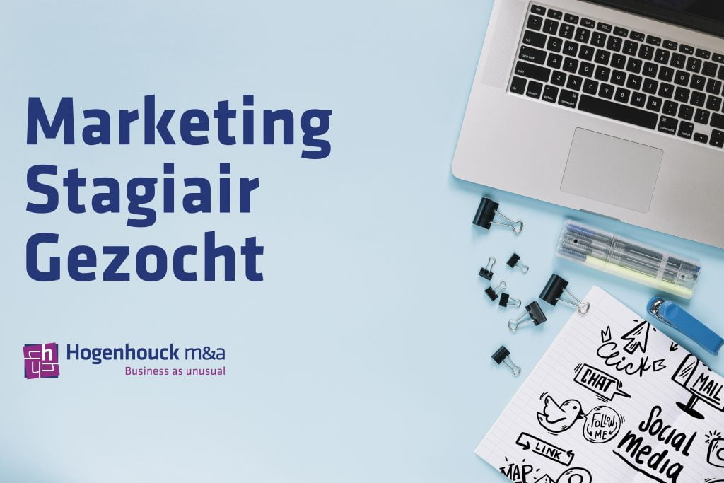 Vacature: Marketing stagiair