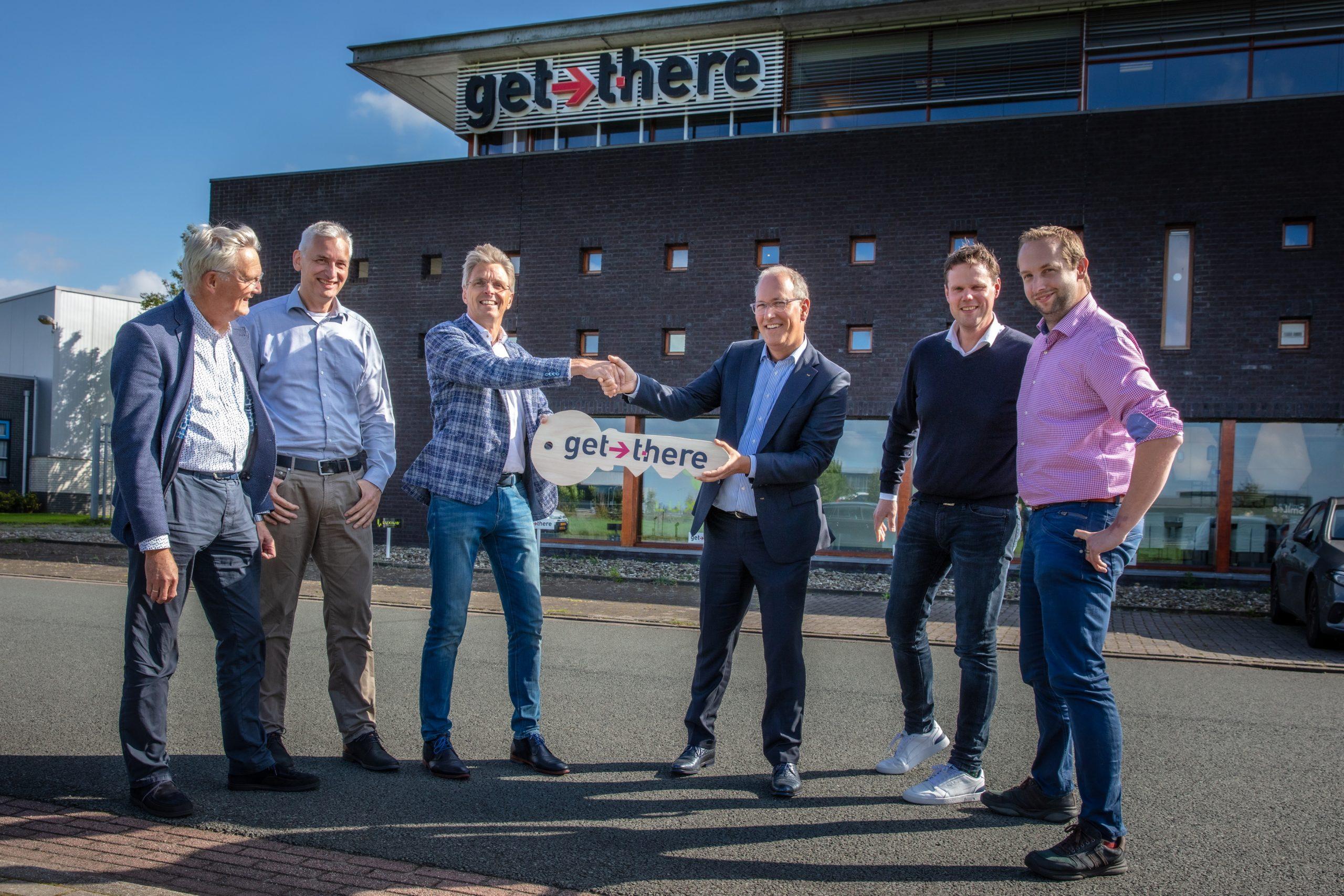 Nieuwe generatie aandeelhouders voor IT-dienstverlener Get There
