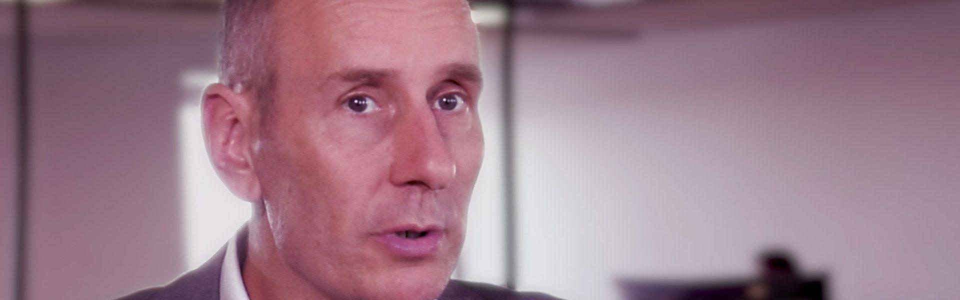 CEO Peter Altevogt van Korton Groep